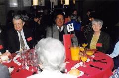 1999 05 Melb 3rd Conference Dinner 06 (L-R) Melvin THATCHER (USA), Napoleon TRUJILLA, ___