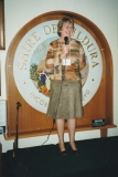 2004 Mildura 5th Conference 01 - Leanne WATMUFF, convenor of the Mildura Conference