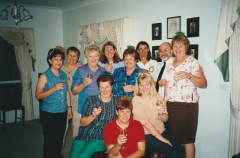 2004 Mildura 5th Conference 06 - the organising committee