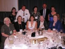 2004 Mildura 5th Conference 07 - (Front L-R) Eleanor PUGSLEY, Jenny HARKNESS, Linley HOOPER, ___, Lesle BERRY. (Back row L-R) ___, Peter FOLK, ___ BOOKHAM, ___, ___