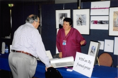 2006 Expo at Melbourne 06 - Alan MURRIN and Eileen DETERING, photographer