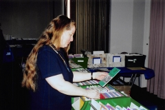 2006 Expo at Melbourne 07 - Vicki MONTGOMERY, GSV