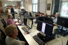 Activity in the East Gippsland FHG library