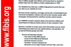 FIBIS - Families in British India Society