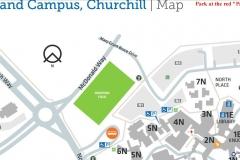 Centre for Gippsland Studies map