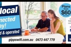 Gipps WiFi - sponsor