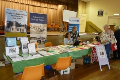 2017 Expo at Sale - Wellington Shire Heritage Network groups [courtesy Linda Barraclough]