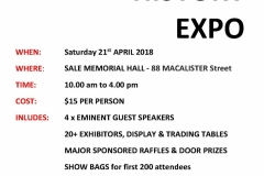 2017 Expo at Sale