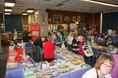 2015 Expo at Seymour (11) - Unlock The Past / Gould Genealogy with Alan and Anthea Phillips serving